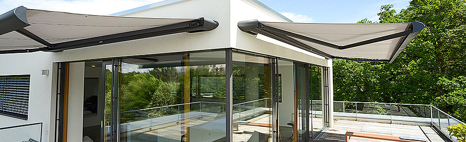 Awning Motor Functional Sun Protection Systems Elero Gmbh