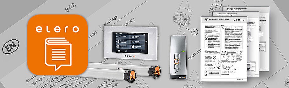 Manuals App - elero GmbH