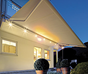 Elero Awning Motors Protect Your System