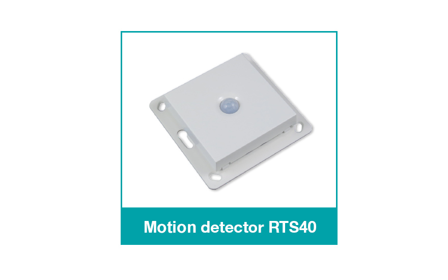 Movement detector RTS40